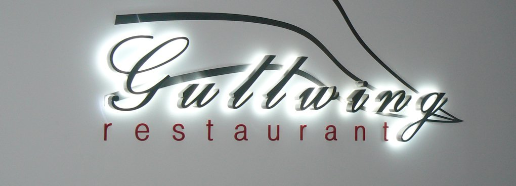 Mini-SignLED LED Illuminated Sign
