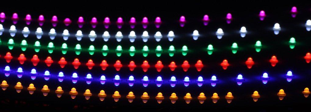 Logomax push through LEDs | UK LED module supplier