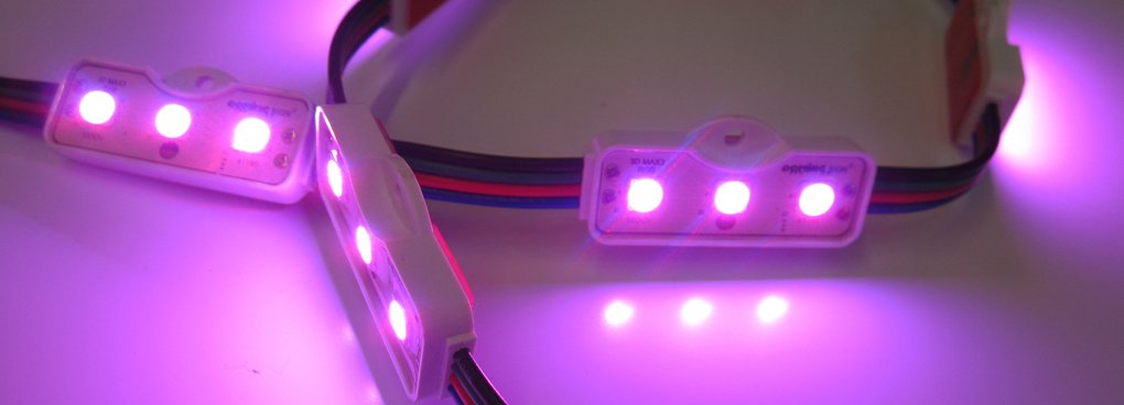 Domino 3Dmax3 LEDs