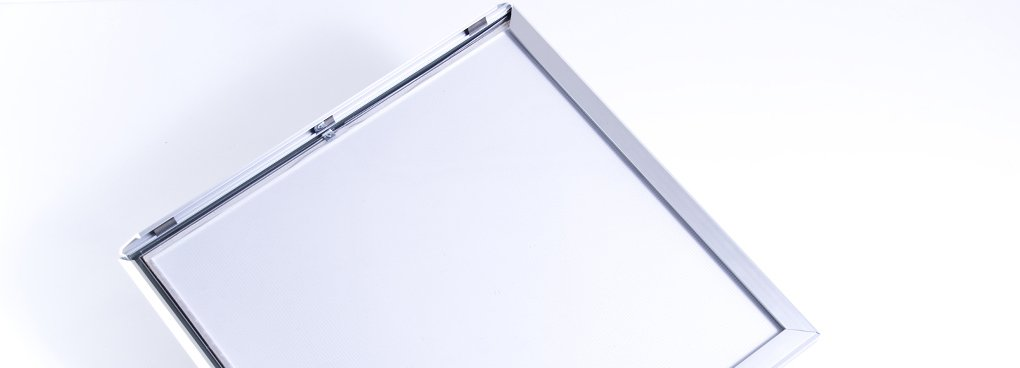 LED Light Sheet Snap Frame